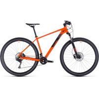 "Велосипед CUBE ATTENTION SL 27.5Ø (orange´n´black) 2020 M(18"")(303160-18)"